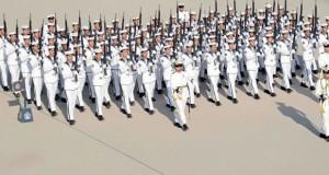 (البحرية) تحتفل بيومي القوات المسلحة والمتقاعدين