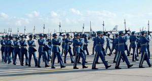 سلاح الجو يحتفل بيوم القوات المسلحة