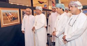 جمعية الصحفيين العمانية تنظم معرض ملامح من عمان