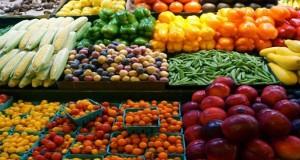 14% من سرطان الجهاز الهضمي بسبب اهمال تناول الفاكهة والخضروات