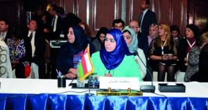 السلطنة تترأس الدورة الثامنة لمنظمة المرأة العربية