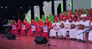 المهرجان الموسيقي الطلابي لمدارس الداخلية
