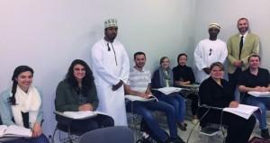 معهد الخبرة العربية لتعليم اللغة العربية للناطقين بغيرها بالمعبيلة الجنوبية يستقطب مزيداً من الطلبة الأجانب