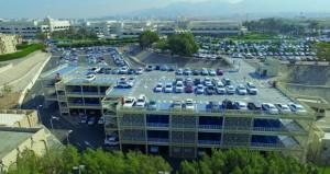 المستشفى السلطاني يُدشن مواقف إضافية متعددة الطوابق