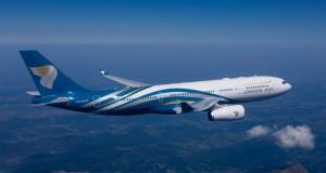الطيران العُماني يحصد لقب أفضل شركة طيران من الشرق الاوسط