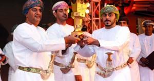 نادي السيب يتوج بكأس جلالته للشباب لعام 2015 للمرة العاشرة في تاريخه