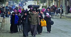 سوريا : الجيش يتقدم وأردوغان يتراجع عن تصريحاته