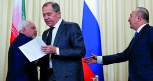 سوريا: استعداد روسي إيراني تركي لضمان اتفاق مستقبلي بين الحكومة والمعارضة
