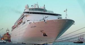 ميناء صلالة يستقبل أكثر من 35 ألف سائح في عام 2016