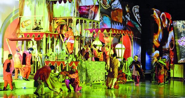 """""""احتفالات عمان: الرحلة العظيمة"""" تجسد تاريخها العظيم ومسيرة نهضتها المباركة بدار الأوبرا السلطانية"""