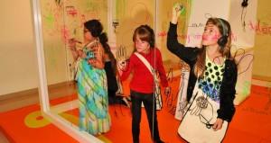 """السلطنة تشارك في فعالية """"بينالي الشارقة للأطفال"""""""
