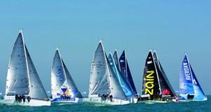 الفريق النسائي يسعى إلى المنافسة وتغيير المفاهيم على متن القارب الألماني دي.بي شنكر