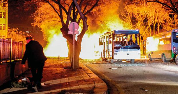 """هل تنجرف تركيا لمستنقع """"الحرب على الإرهاب""""؟"""