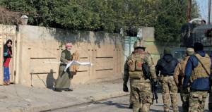 القوات العراقية تفتح جبهة جديدة شمالا بمعركة تحرير الموصل