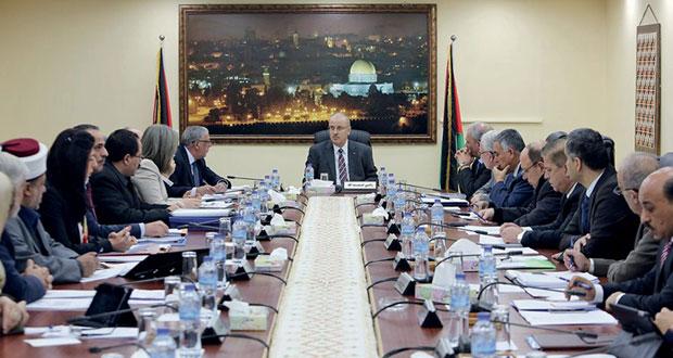 الحكومة الفلسطينية تستهجن قرار (النواب) الأميركي بشأن الاستيطان