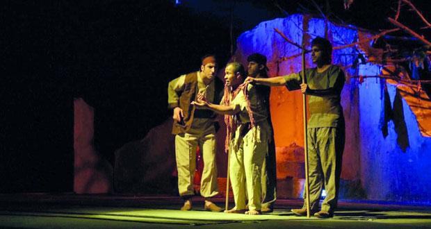 مهرجان المسرح العربي يدشن دورته التاسعة في الجزائر