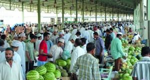 الفاو: واردات السلطنة من المواد الغذائية ستصل إلى 8ر4 مليار دولار بحلول 2020