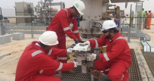 """""""النفط والغاز"""" تعلن تخصيص حصص إنتاج الشركات العاملة في قطاع النفط"""