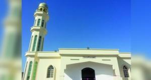 افتتاح مسجد الأبرار بالمصنعة