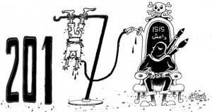 داعش و ٢٠١٧