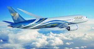 توقعات بنمو الطلب 40% على رحلات الطيران بالسلطنة في 2019