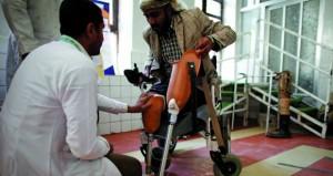 اليمن: هادي يبحث من ولد الشيخ خطة سلام مقترحة