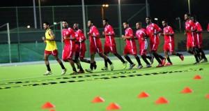 منتخبنا الوطني للهوكي يواصل إعداده للمرحلة الثانية من دوري العالم