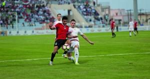 المصريون يكتفون بالتعادل أمام بولندا