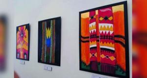 """متحف بيت الزبير يحتضن معرض """"الفنون الشعبية البلغارية"""" للفنانة بيتيا اليافا"""