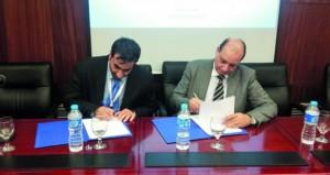 اتفاقية تعاون بين الجمعية العمانية للكتاب والأدباء ومكتبة الاسكندرية