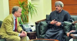 استعراض الجوانب الثقافية والإعلامية بين مجلس التعاون الخليجي والمملكة المتحدة