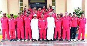 الفريق الوطني للرماية يشارك في البطولة العربية بالكويت