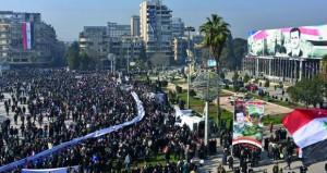 سوريا ترى الأولوية من لقاء أستانة التوصل لوقف النار