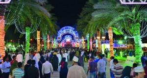 مسقط تتلألأ مع استقبال فعاليات مهرجان مسقط 2017م