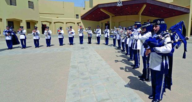 مدير موسيقى الشرطة : الخامس من يناير عيد لشرطة عمان السلطانية وفخر واعتزاز وتكريم لمنتسبيها