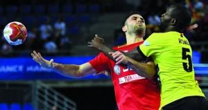 تونس تودع والعلامة الكاملة لفرنسا وإسبانيا في مونديال اليد
