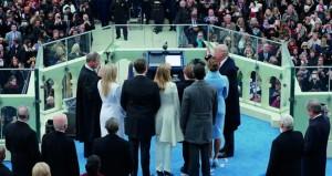 الولايات المتحدة تدخل عهد ترامب .. والرئيس الـ45 يتعهد بأميركا عظيمة وثرية وآمنة