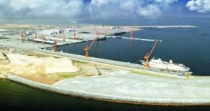 """الجابري لـ """"الوطن الاقتصادي"""": 2.4 مليار ريال عماني حجم الاستثمارات بمنطقة الدقم"""