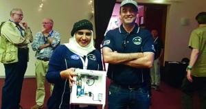 أول عمانية تدرس علوم الفضاء بإستراليا