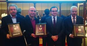 """""""الثقافة الفلسطينية"""" تكرم ثلاثة روائيين فازوا بجائزة كتارا للرواية العربية"""