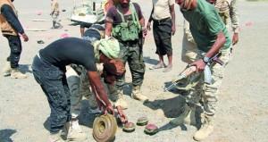 اليمن: 40 قتيلا في معارك قرب المخا