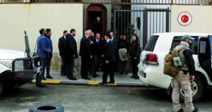 ليبيا: تركيا تعيد فتح سفارتها وتتعهد بدعم جهود الوحدة