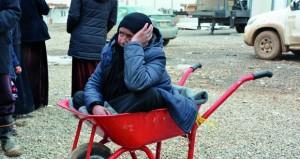 العراق: ملايين المنشورات على غرب الموصل في إطار استعدادات التحرير