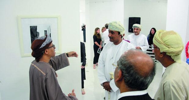 """المصور سعود البحري يقدم """"روح التماسك"""" في معرضه الشخصي بجاليري سارة"""