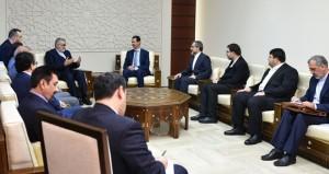 الأسد: الدول التي تقف إلى جانبنا شريكة في الإنجازات التي تتحقق ضد الإرهابيين