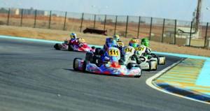 السلطنة تستضيف منافسات الجولة السادسة والسابعة لتحدي (روتكس ماكس) للكارتنيج