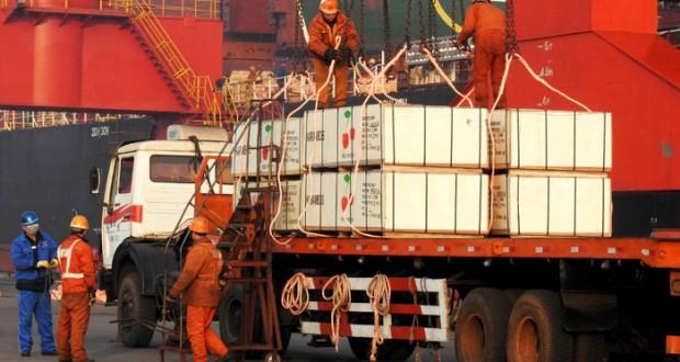 الصين تسجل اكبر تسارع في النشاط التصنيعي منذ 4 سنوات