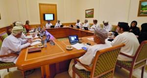 """""""صحية الشورى"""" تناقش مقترح قانون حقوق وسلامة المرضى مع منظمة الصحة العالمية وجمعية الأطباء العمانيين"""