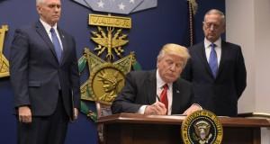 ترامب يفرض قيودا على الهجرة إلى اميركا وانتقادات من الداخل والخارج