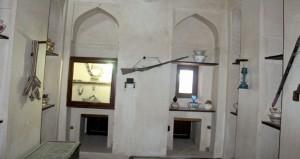 مقتنيات نادرة في حصن بيت النعمان